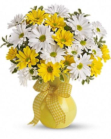 Teleflora's Upsy Daisy Bouquet