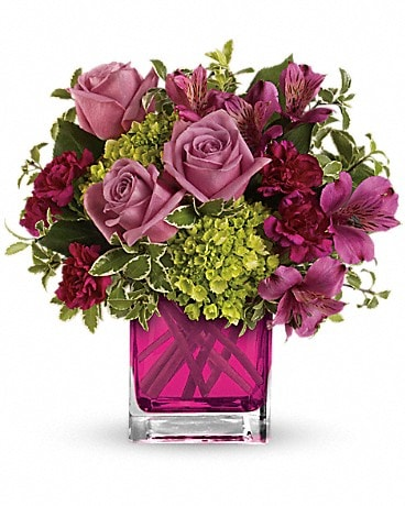 Splendid Surprise By Teleflora In Greenfield In Penny S Florist Home Decor More