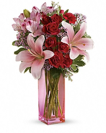 Teleflora's Hold Me Close Bouquet Bouquet