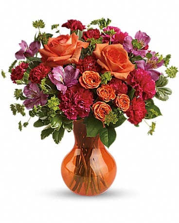 Teleflora's Fancy Free Bouquet Bouquet