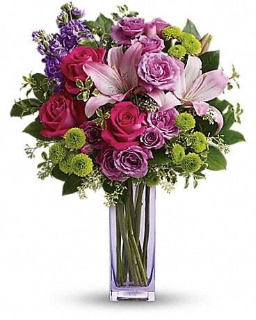 Teleflora's Fresh Flourish Bouquet Bouquet