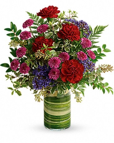 Teleflora's Vivid Love Bouquet