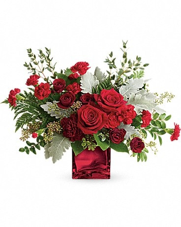 Rich In Love Bouquet by Teleflora Bouquet