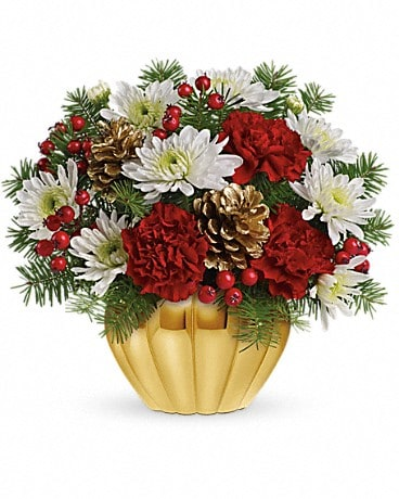 Precious Traditions Bouquet by Teleflora Flower Arrangement