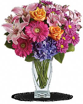 Wondrous Wishes by Teleflora - Bouquet