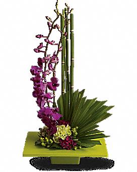Zen Artistry - Flower Arrangement