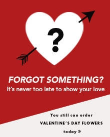 Deliver Last Minute Valentine's Day Flowers