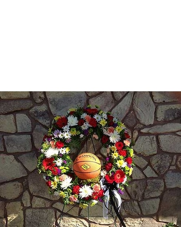 Custom Round Wreath