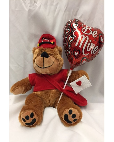 Mail you my heart bear