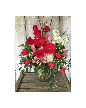 The Flower Shoppe's Grand Love