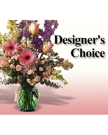 Designer Choice Vase Arrangement