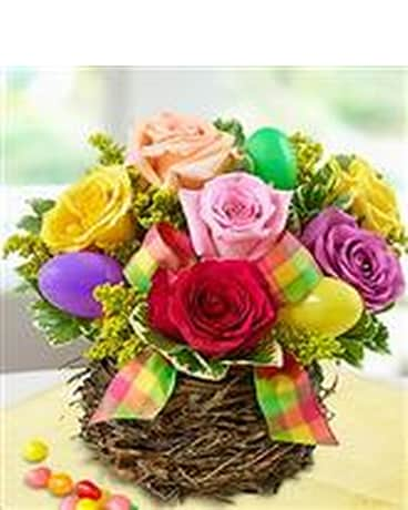 Easter  Rose Bouquet