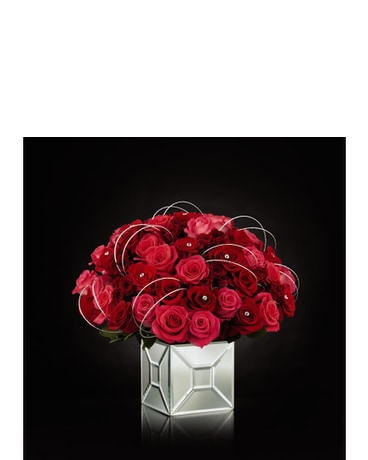 Blushing Extravagance Luxury Bouquet - D