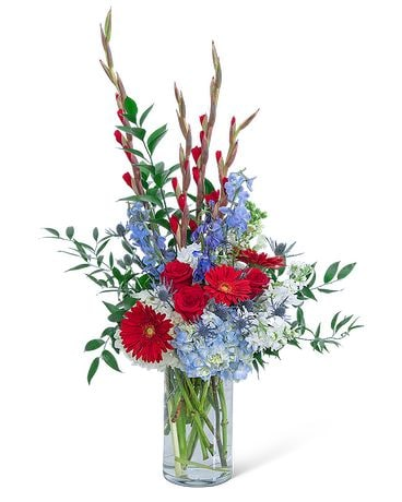 Hero's Journey Flower Arrangement