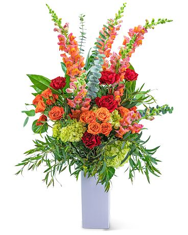 Fuji Bliss Flower Arrangement