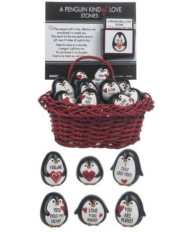 Penguin pebble in tampa fl the gift factory penguin pebble custom product negle Images