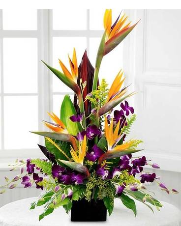 EXOTIC ENCHANTE Flower Arrangement