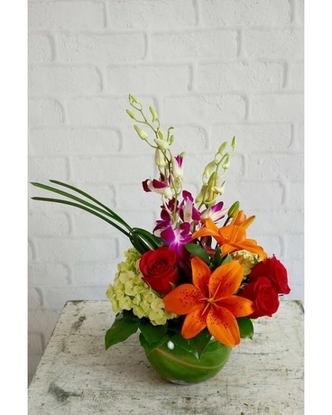 Napa Valley Flower Arrangement
