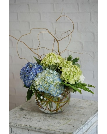 Southern Elegance Flower Arrangement