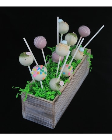 Spring Cake Pops Gifts