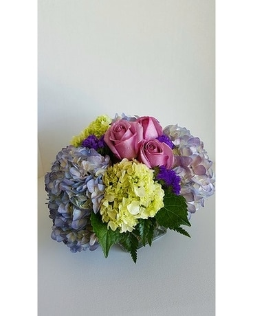 Midwood's Hydrangea and Roses