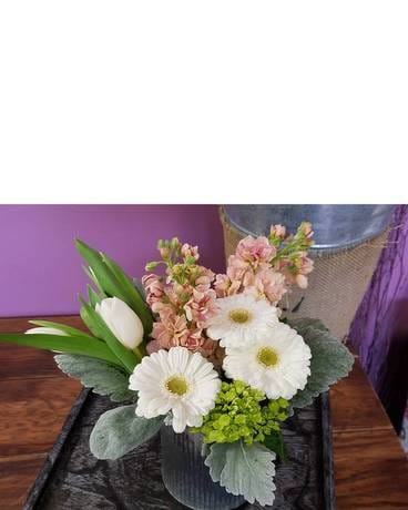Vintage Blooms Flower Arrangement