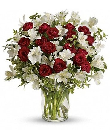 Endless Romance Bouquet Flower Arrangement