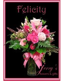 Felicity Flower Arrangement