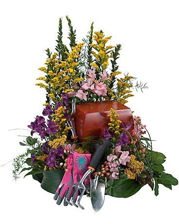 Heavenly Gardner Flower Arrangement ...