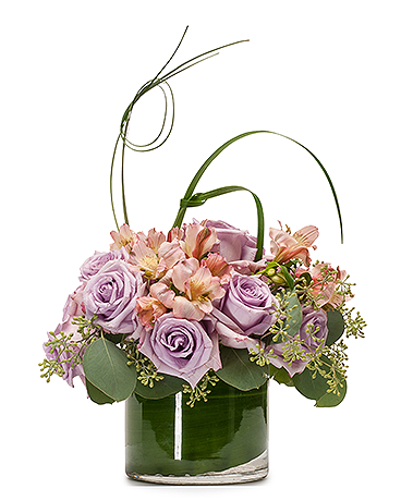 Lavender Melody Flower Arrangement
