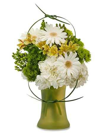 Double Knot Flower Arrangement