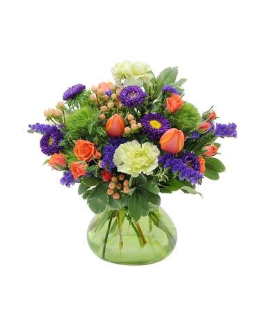 Garden Party Flower Arrangement