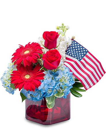 Independence Flower Arrangement