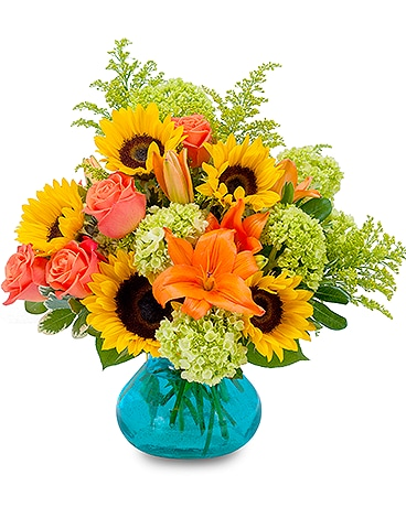 Glorious Day Flower Arrangement