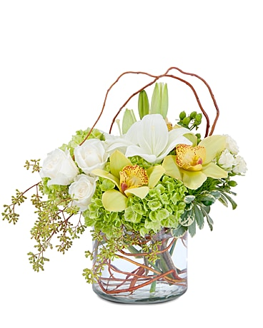 Lasting Promise Flower Arrangement