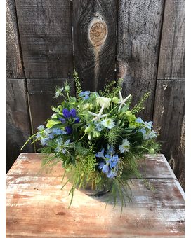The Seashore Flower Arrangement