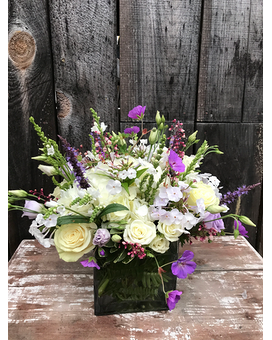 Countryside Flower Arrangement