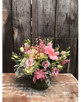 Pineberry Flower Arrangement