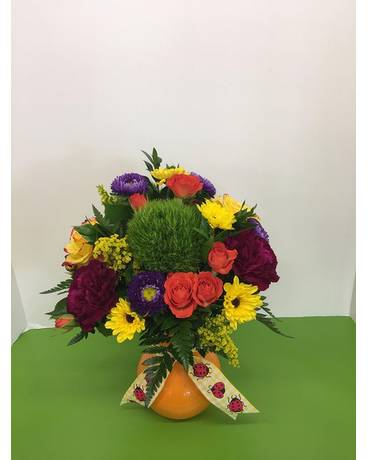 Dodson Custom Flower Arrangement