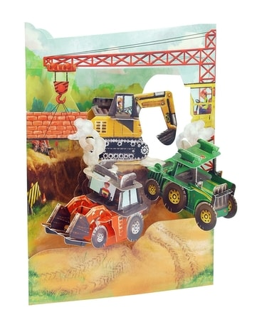 Tractors & Diggers Gifts