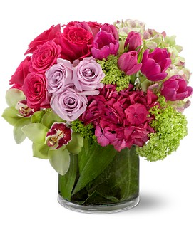 Floral Fantasia Flower Arrangement
