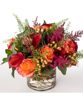Season's Breeze Flower Arrangement