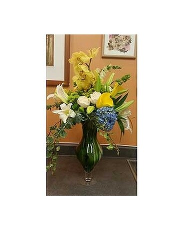 FDM-001RE Flower Arrangement