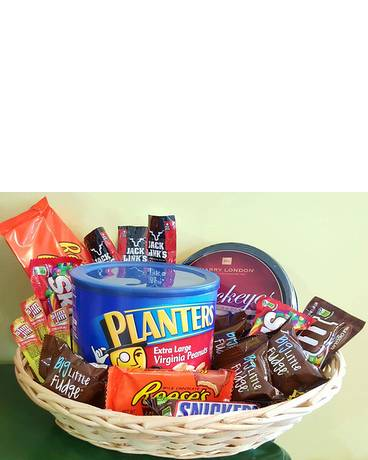Sweet & Salty Basket Custom product