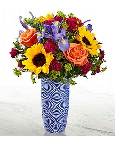 THE FTD® TOUCH OF SPRING® BOUQUET Flower Arrangement
