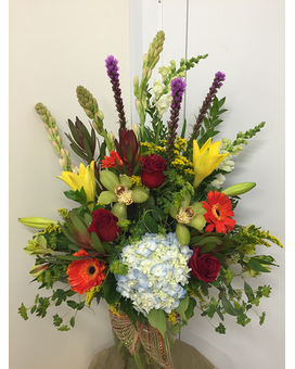 Enchanted With You Flower Arrangement