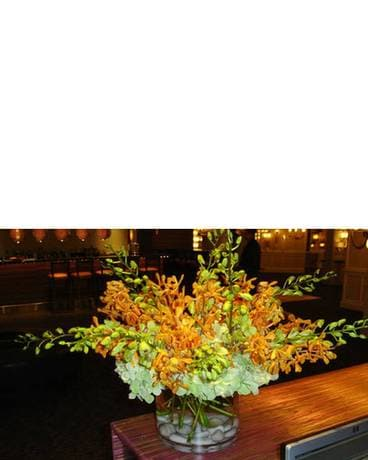 Village Garden & Gallery Flower Arrangement