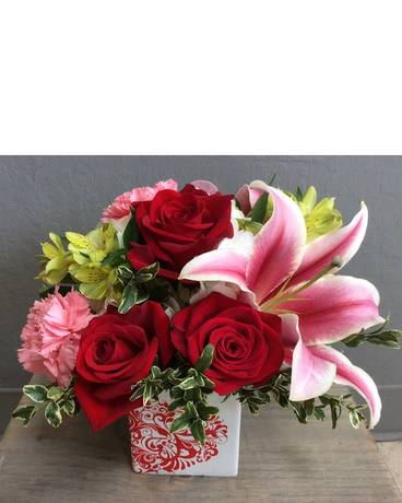 For Someone Special Flower Arrangement