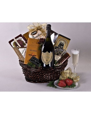 The Dom Basket Gift Basket