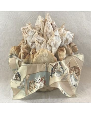 Medium All Pastry Basket